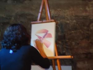 """Espectáculo """"3 Mujeres Desnudas"""" - Bar Arte """"El Tartamudo"""" - Junio 2013"""
